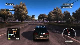 Test drive unlimited 2 gameplay (B4 - Volkswagen Tuareg)