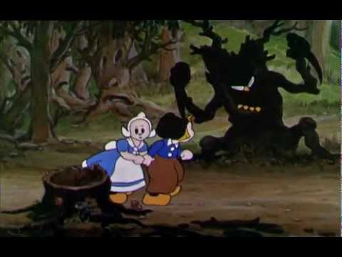 Silly symphonies les enfants des bois 1932 youtube for Chaise berceuse