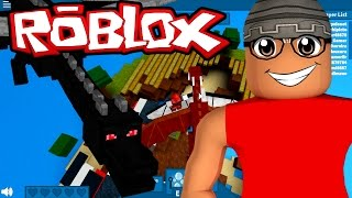 Roblox - A Fúria do Dragão ( Dragon Rage )