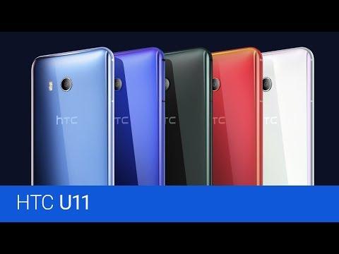 HTC U11 (recenze)