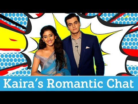 Exclusive: Lovebirds Kartik and Naira's romantic conversation