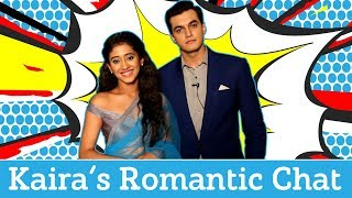 Exclusive: Lovebirds Kartik and Naira's romantic conversation