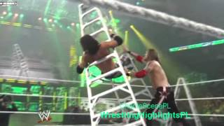 WWE RAW Money In The Bank 2010 HD Highlights