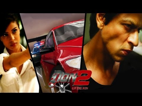Don2: On the Run - Universal - HD Gameplay Trailer