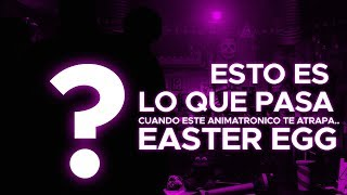 Esto Es Lo Que Pasa Cuando Este Animatronico Te Atrapa... Ultimo Easter Egg - Ultimate Custom Night