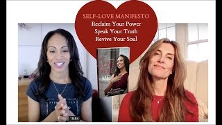 Reclaim Your Power & Renew Your Energy ^^ Speak Your Truth w Dr Andrea Pennington & Karena Virginia