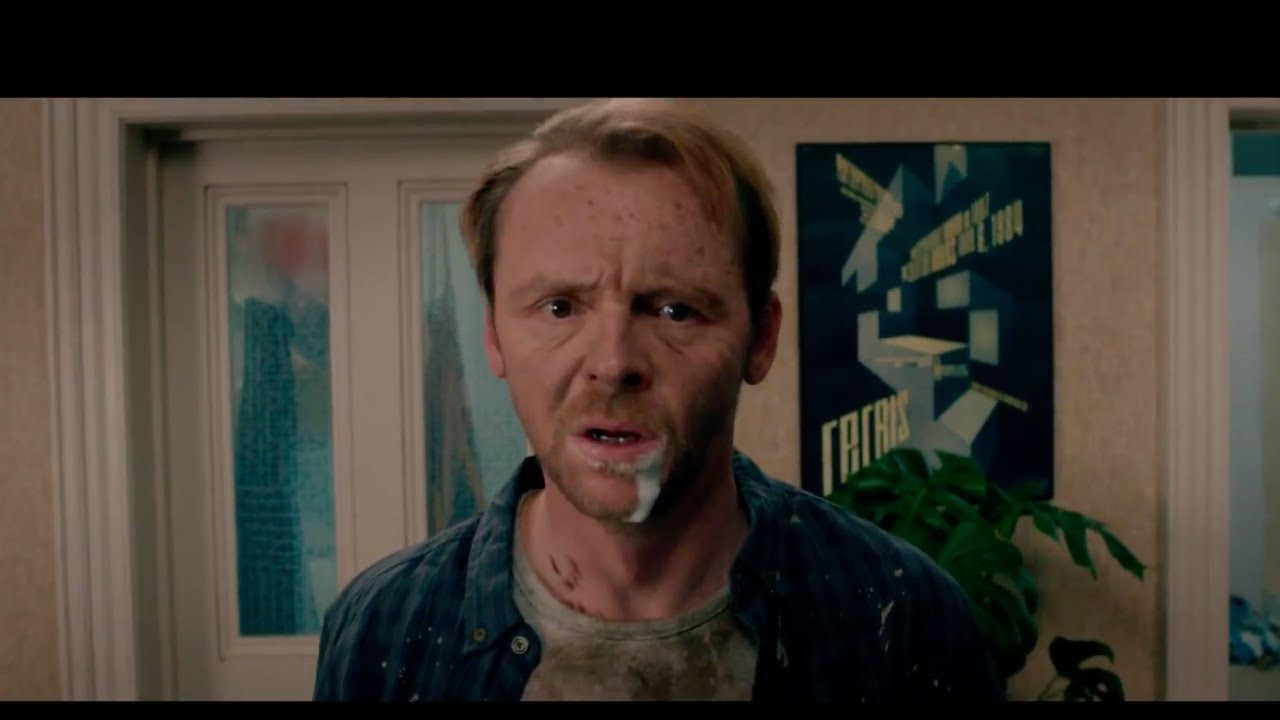 Absolutely Anything - Zombies | official FIRST LOOK clip (2015) Simon ...