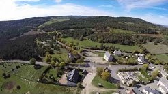 la Tieule, France Drone Footage