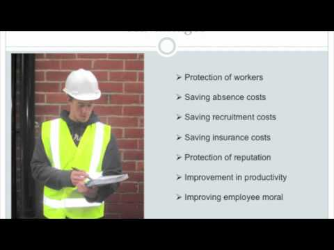 Advantages of a Health and Safety Officer