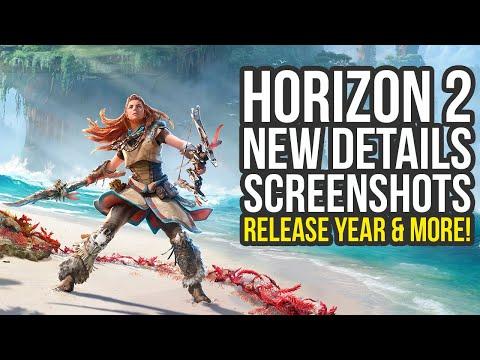 Horizon Forbidden West Gameplay Details – Release Year, World Size & More (Horizon Zero Dawn 2)