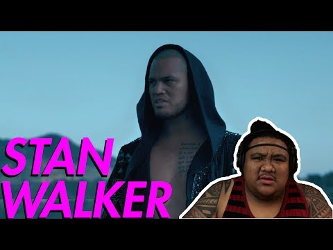 Stan Walker - New Takeover [MUSIC REACTION]