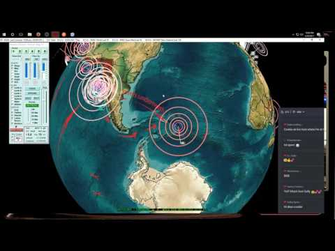 5/29/2017 -- Nightly Earthquake Update + Forecast -- Large M6.8 strikes West Pacific -- Be on Watch