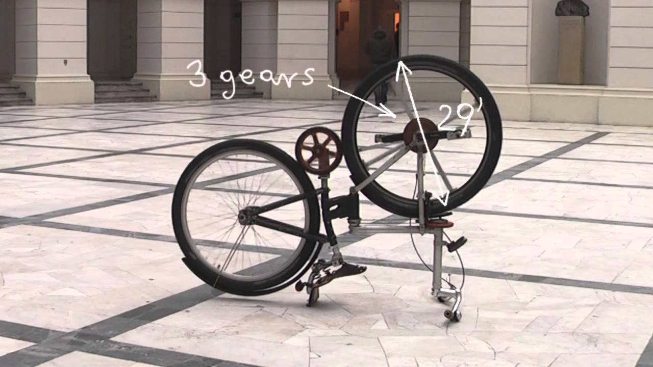 Izzybike No Chain 2 Wheel Drive Folding Bike Final Version