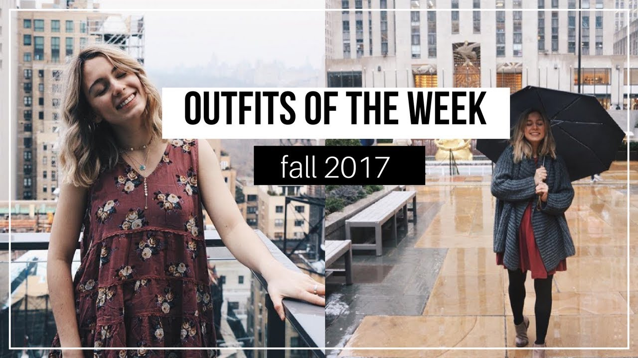 [VIDEO] - Fall Outfits Of The Week / Fall Outfits Idea 9
