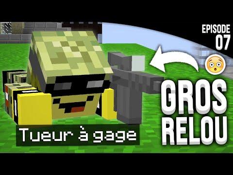 RAS LE BOL DES TUEURS À GAGE... - Episode 7 | Minecraft Apocalypse thumbnail