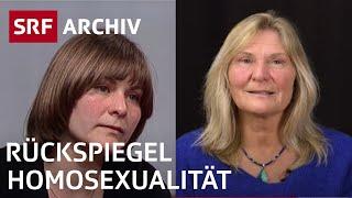 Homosexualität in der Schweiz (1978) | SRF Rückspiegel | SRF Archiv
