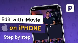 HOW TO EDIT in iMovie on iPhone (Step by step tutorial)