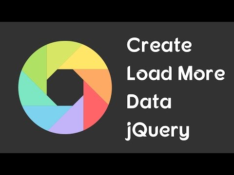 How To Create Button Load More Data Using JQuery Tutorial