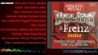 ALBUM Rock metal IKLIM (Khaty@zam)