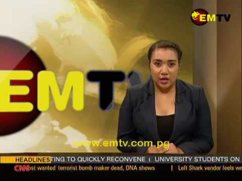 EMTV News - 2nd December, 2017
