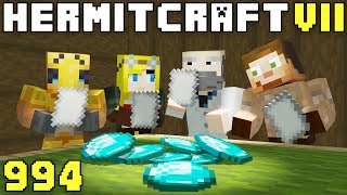 Hermitcraft VII 994 Stat Poker With Friends!