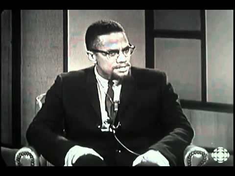 Malcolm X talking about Jews & Christians.
