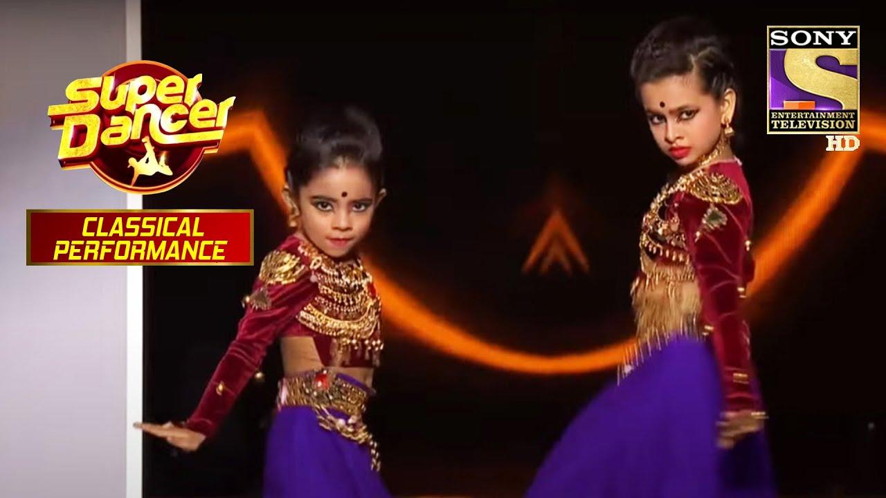 Download इस Duo ने किया Judges को Surprise   Super Dancer   Classical Performance