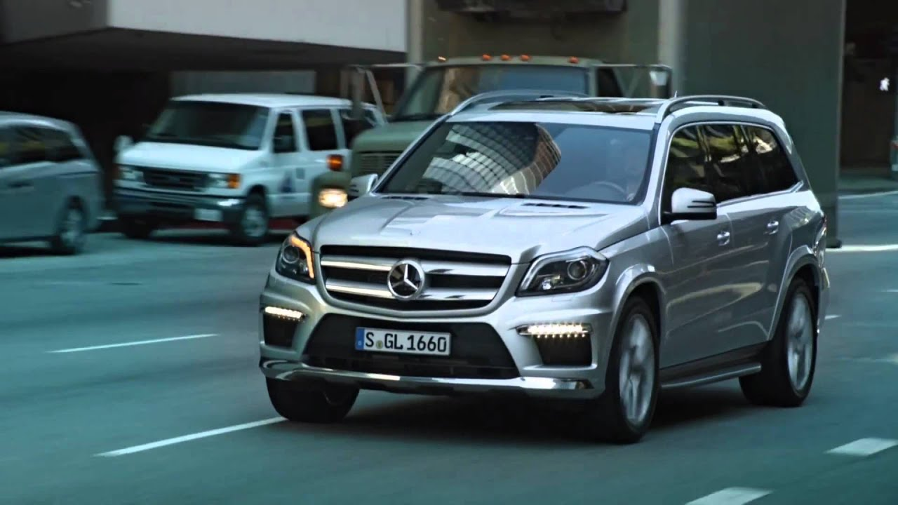 Mercedes 2013 Gl Class Action Film Hd Youtube