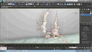 Ivy plug-in for Autodesk 3DS Max