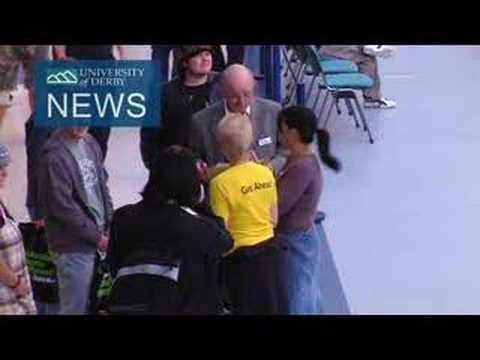 University of Derby News: International Students