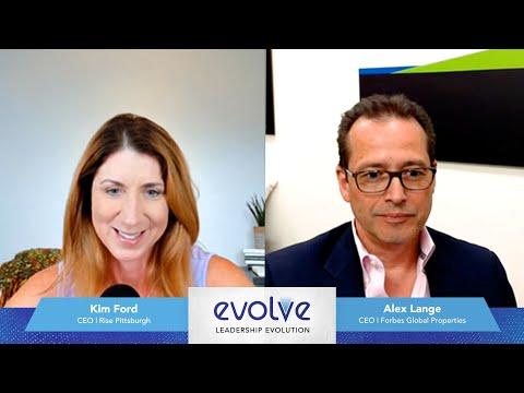 evolve | eps 19 | Alex Lange, CEO | Forbes Global Properties