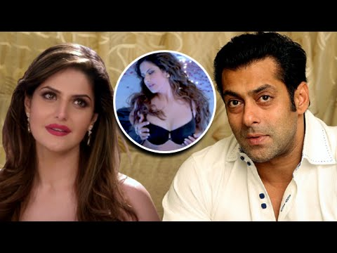 Salman Khan On Zarine Khan's Bold Act In Hate Story 3?