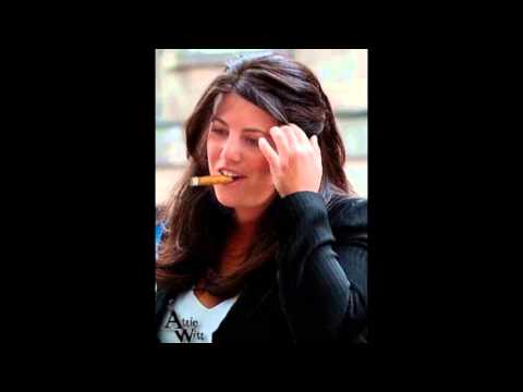 Monica Lewinsky Quot Time To Burn That Blue Dress Quot Youtube