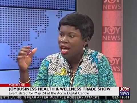 JoyBusiness Health & Wellness Trade Show - The Pulse on JoyNews (23-5-18)