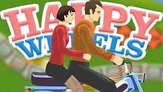 WASHA BOUDABA! | Happy Wheels FR #48