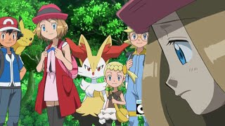 Pokemon XYZ Titles - Good Bye Serena and Ash Greninja! Serena's Choice!