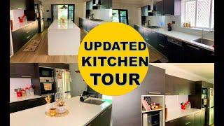 Updated Kitchen Tour - Yummy Tummy Aarthi Kitchen Tour