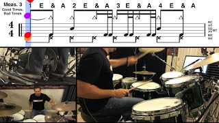 "Groove Breakdown with Jay Fenichel: ""Good Times Bad Times"" by Led Zeppelin"