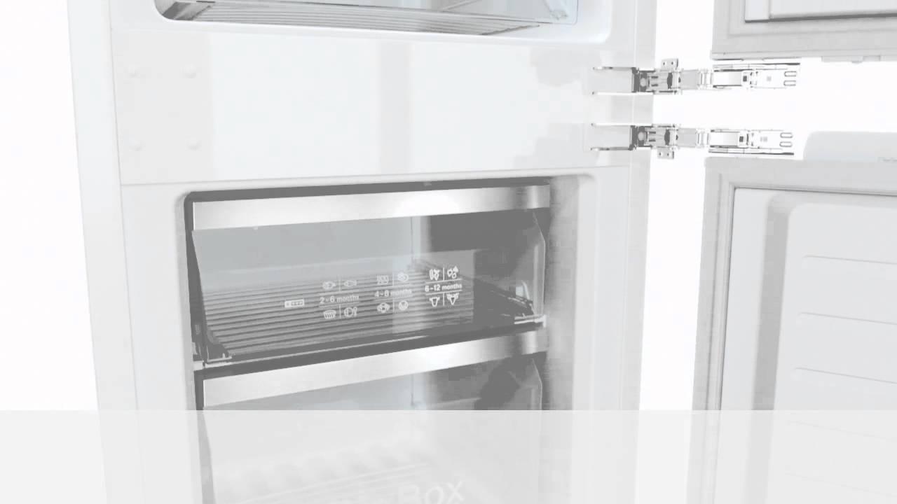Réfrigérateur NoFrost Bosch - YouTube