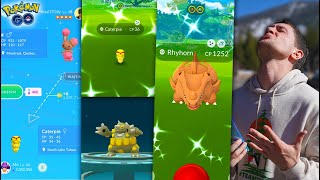THE BEST WORST COMMUNITY DAY I'VE EVER HAD! (Pokémon GO)