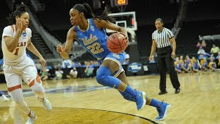 Highlights: UCLA women\'s basketball advances to first Elite Eight since 1999 with win over Texas