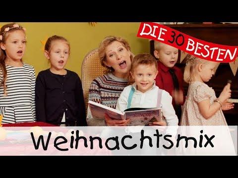 Weihnachtsliedermix 2018 (30 Minuten Zum Mitsingen, Tanzen Und Bewegen) || Kinderlieder