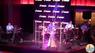 ĐẮM SAY CHA CHA -  Hà Thanh Xuân (11 24 16 Horseshoe Casino Baltimore   Hai Dang Band)