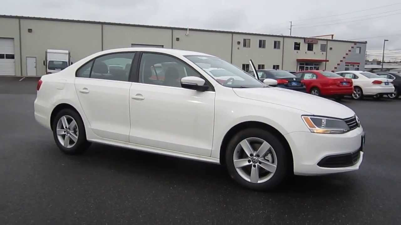 2014 Volkswagen Jetta Candy White Stock 109519 Youtube