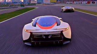 Gran Turismo Sport - Gameplay Aston Martin Vision GT @ Interlagos [1080p 60fps]