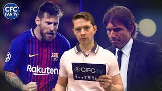 Chelsea Vs Barcelona | Champions League | This Is How Chelsea Win The Game