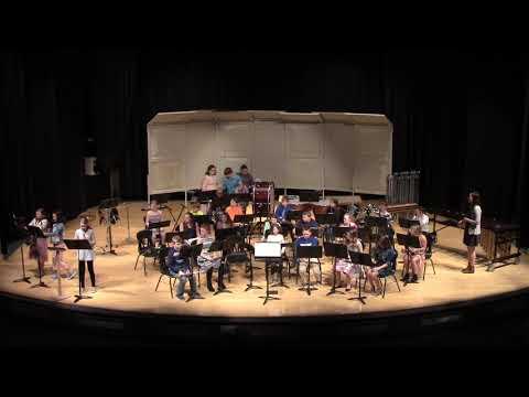 MFL MarMac Middle School Spring Concert 2020