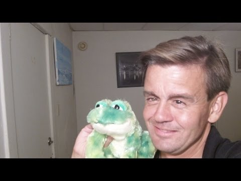 My Glenside PA Crush and The Story of The Lucky Frog