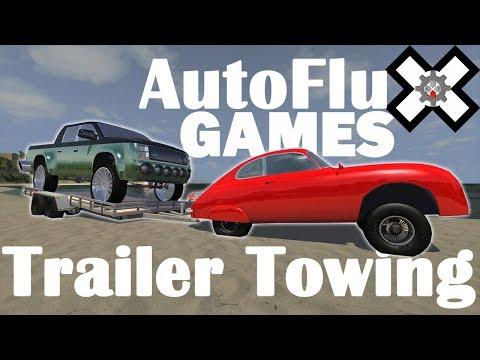Trailer Towing - AutoFlux Games (Event 2)