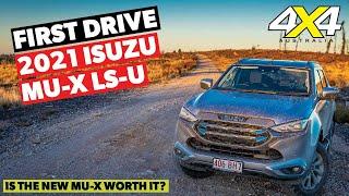2021 Isuzu MU-X LS-U review | 4X4 Australia
